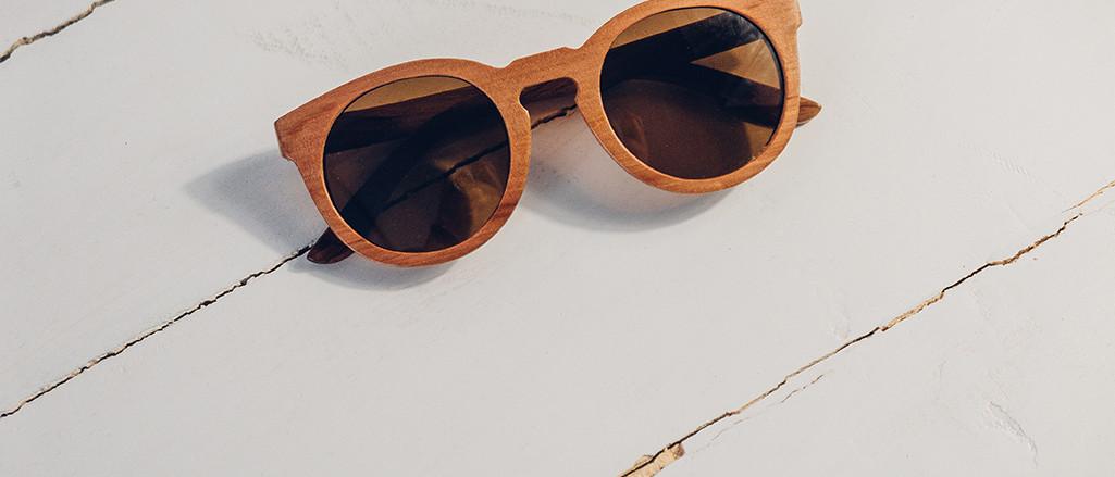 lunettes de soleil illustration article portraits confinés de la régie leboncoin Publicité