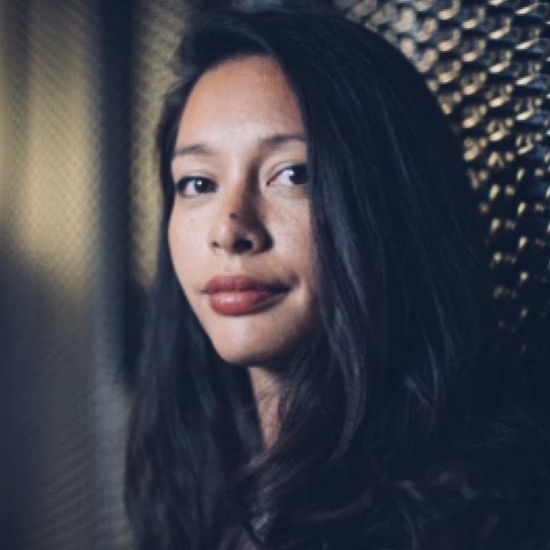 Photo portrait de Sophie Bourg